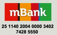 Numer konta bankowego