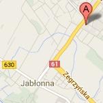 Mapka lokalizacji firmy